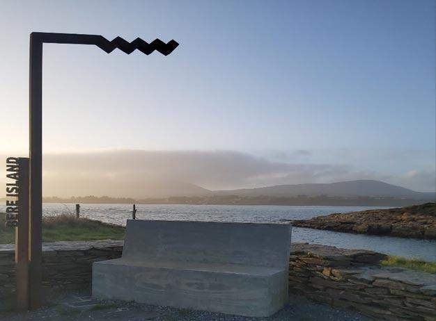 Bere Island Signpost